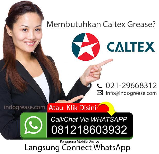 jual grease Caltex harga distributor Indonesia