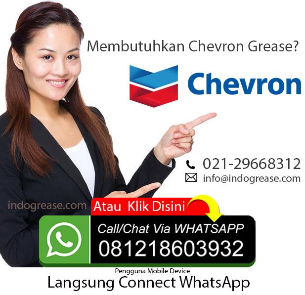 jual grease Cevron SRI 2 harga distributor Indonesia