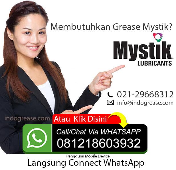 jual grease Mystik harga distributor Indonesia