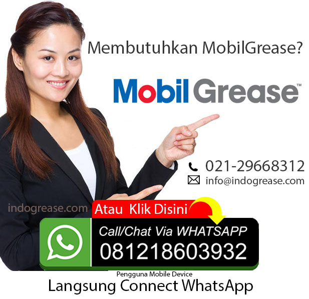 jual grease exxon mobilgrease harga distributor Indonesia 1