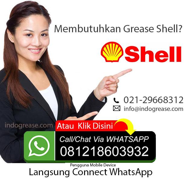 jual grease shell harga distributor Indonesia