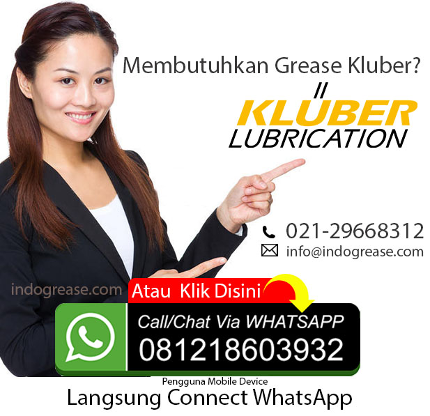 kluber lubrications indonesia distributor agen