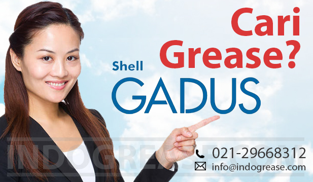 Jual Grease Shell Gadus S3 Indonesia