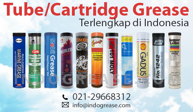 Jual Grease Tube Cartridge Indonesia